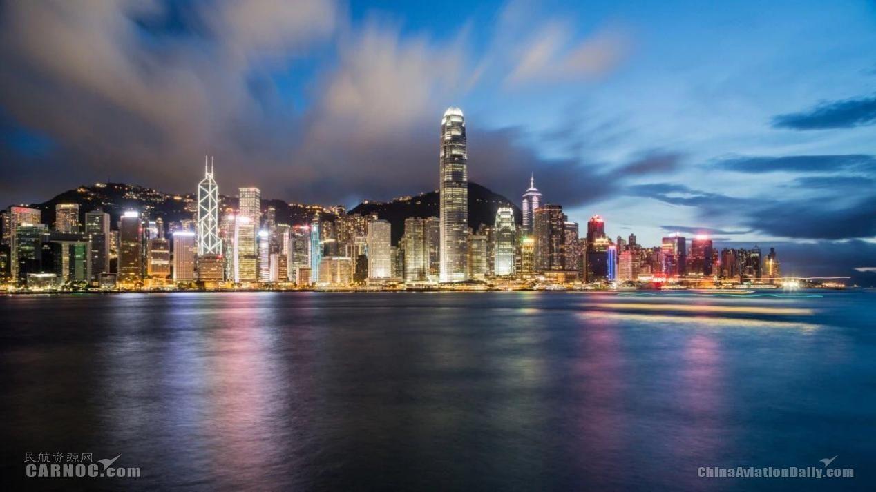 香港航空暑期机型升级,转机香港畅行世界