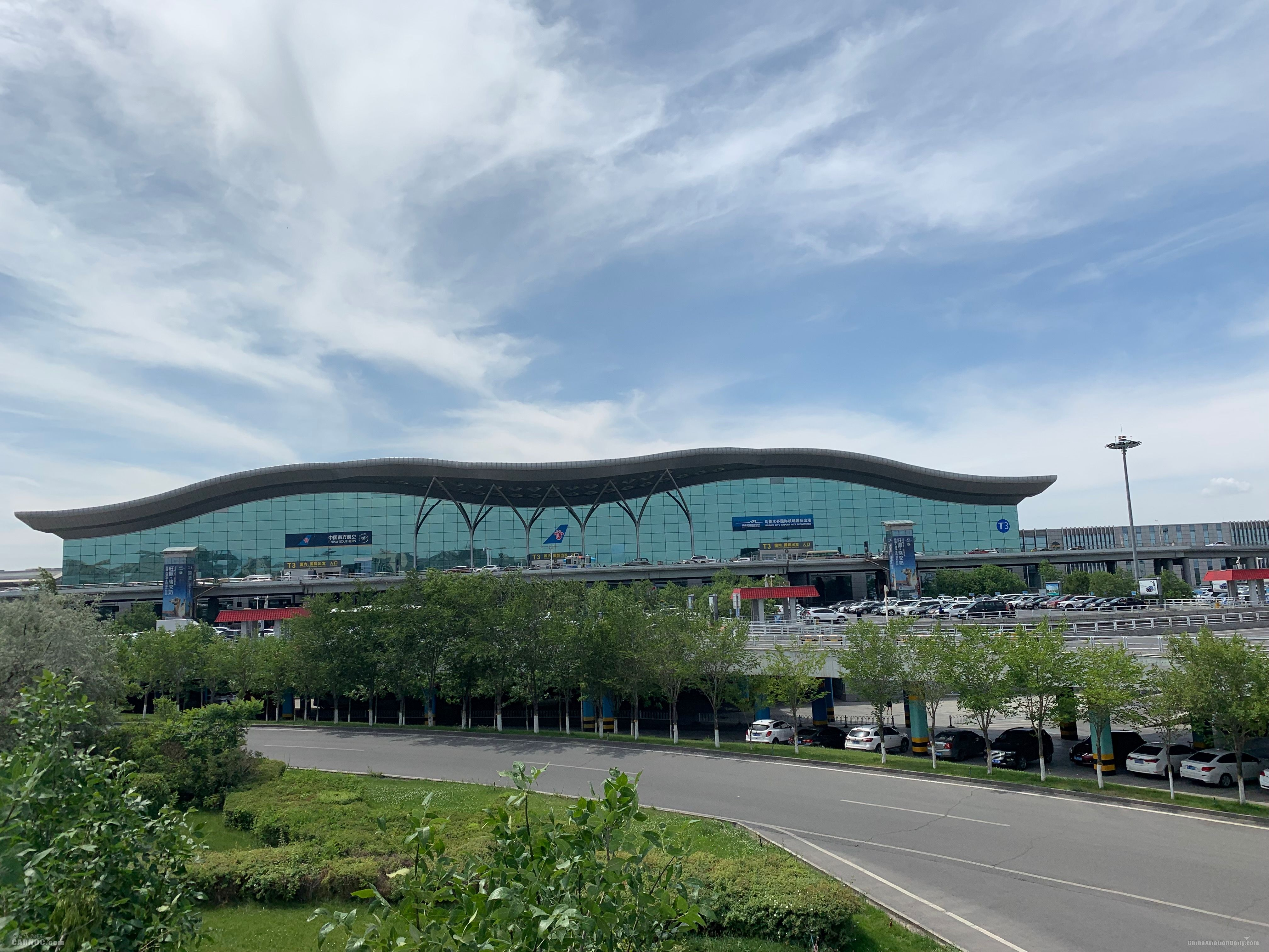 乌鲁木齐国际机场5月新开复航4条航线