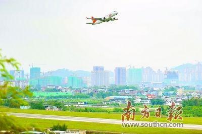 梅县长岗岌机场更名为梅州梅县机场