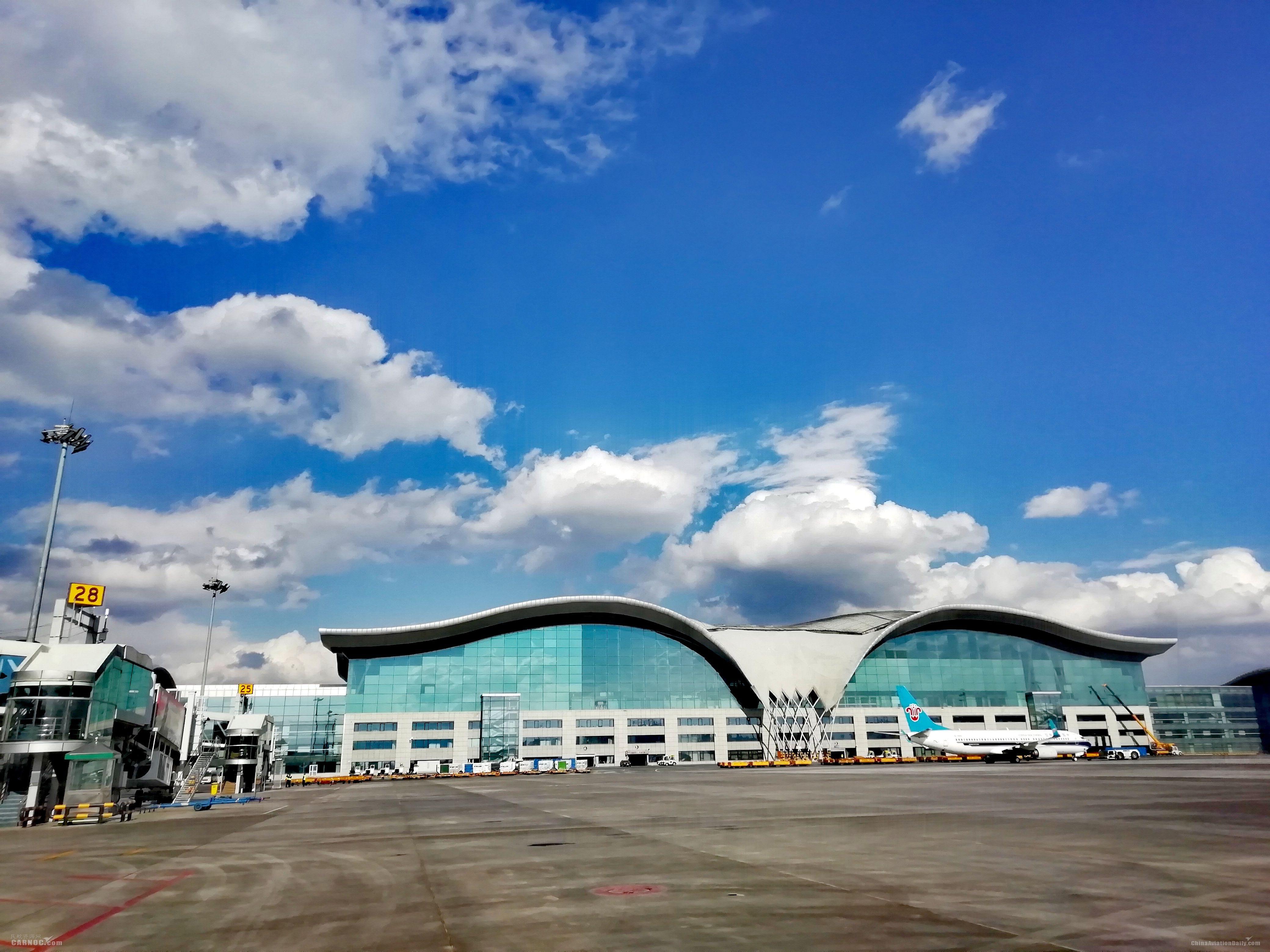 新疆机场集团5月航班放行正常率94.11%