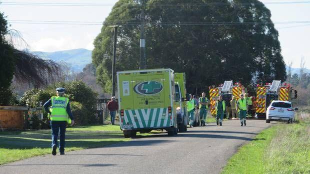 新西兰两架小型飞机相撞 导致两名飞行员身亡