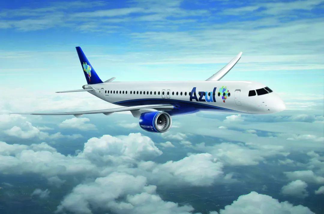 巴航工业与蔚蓝航空签署E195-E2机队航材共享协议
