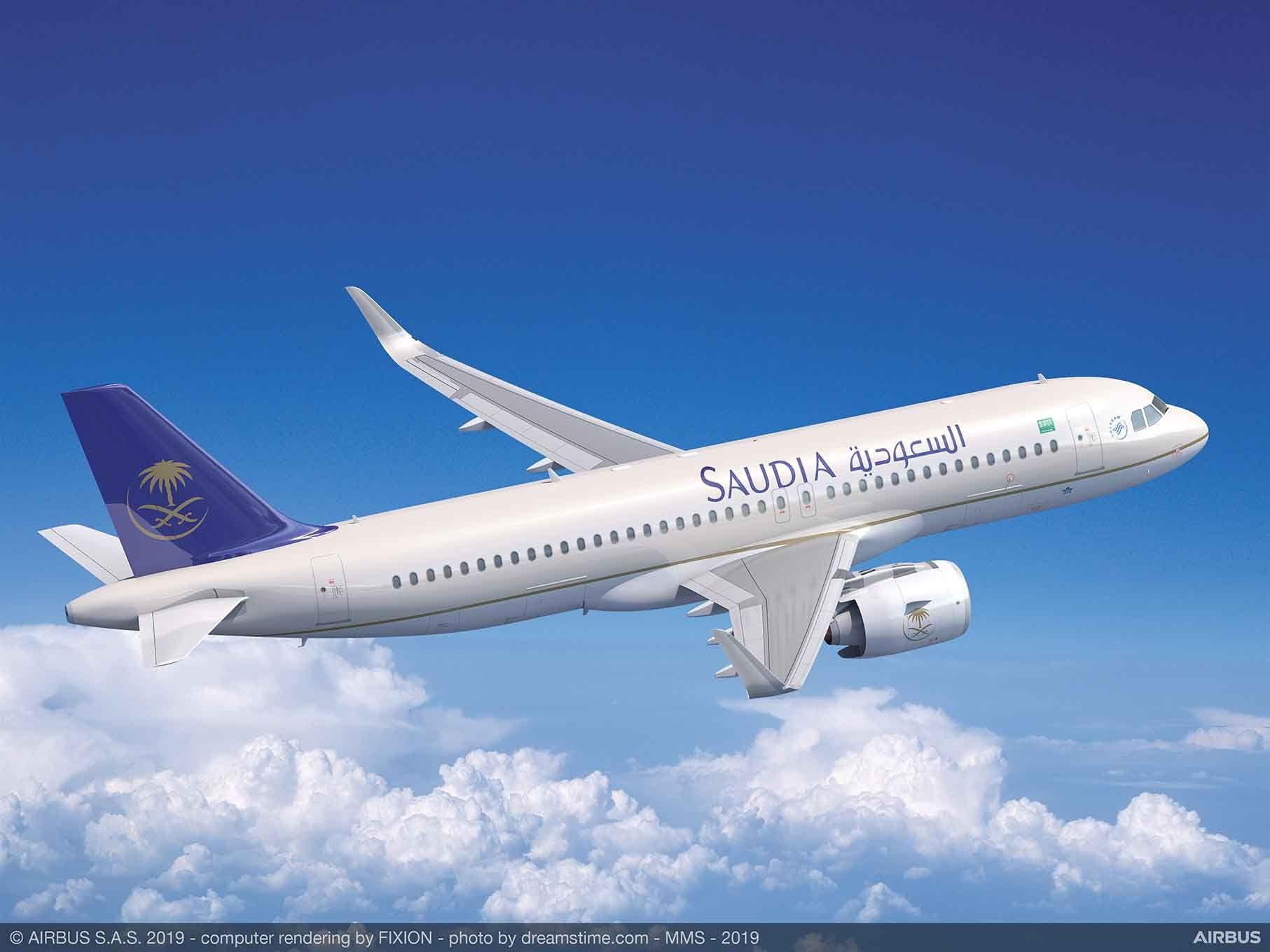 沙特阿拉伯航空将其A320neo机队规模提升至100架
