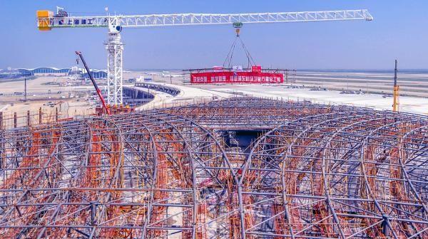 浦东机场这个钢结构工程获行业最高奖