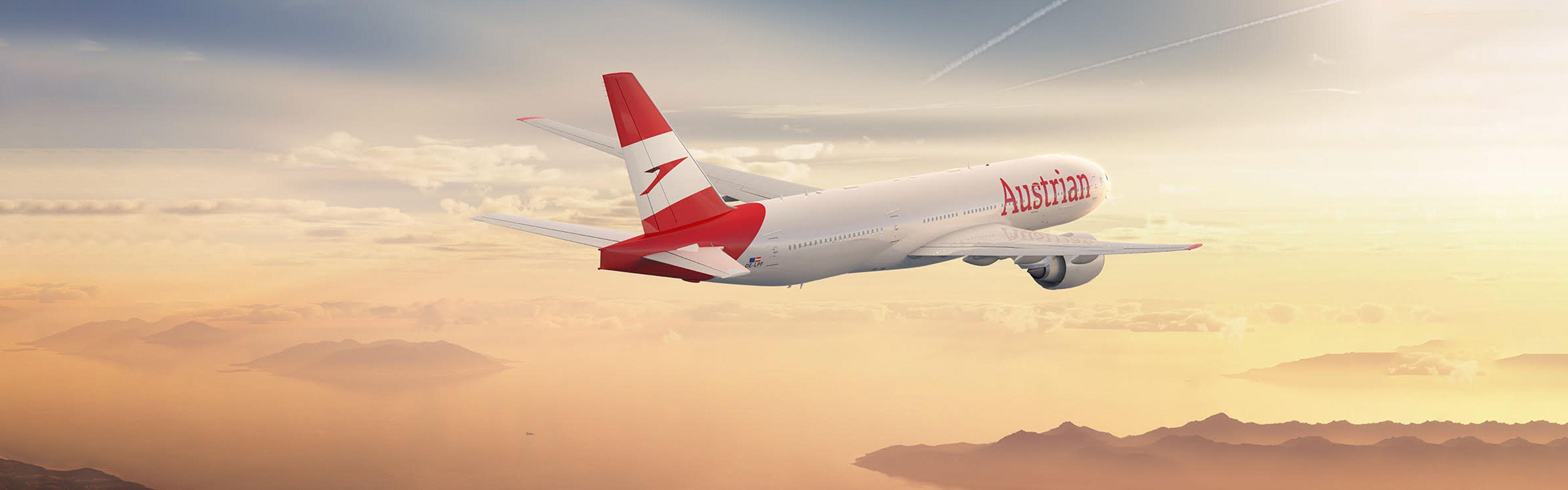 奥地利航空全新品牌宣传活动:华尔兹舞向世界