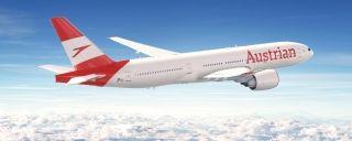 奧地利航空更新LOGO和飛機涂裝 提升品牌形象