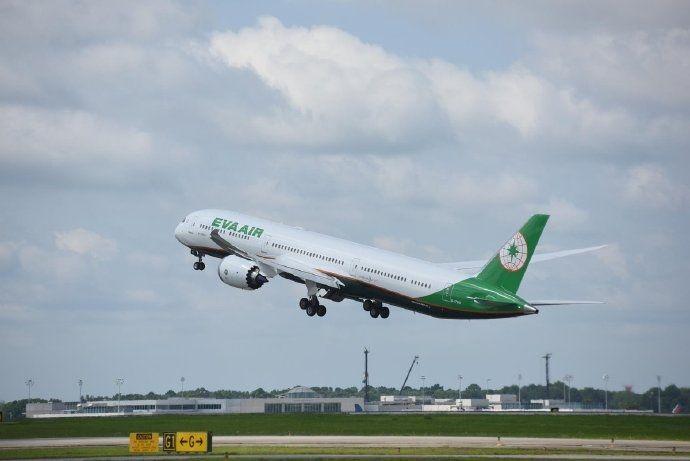 长荣航空首架787-10梦想飞机           来源@波音