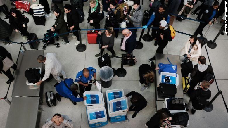 民航安检安保周报:TSA称不会强制实施生物识别