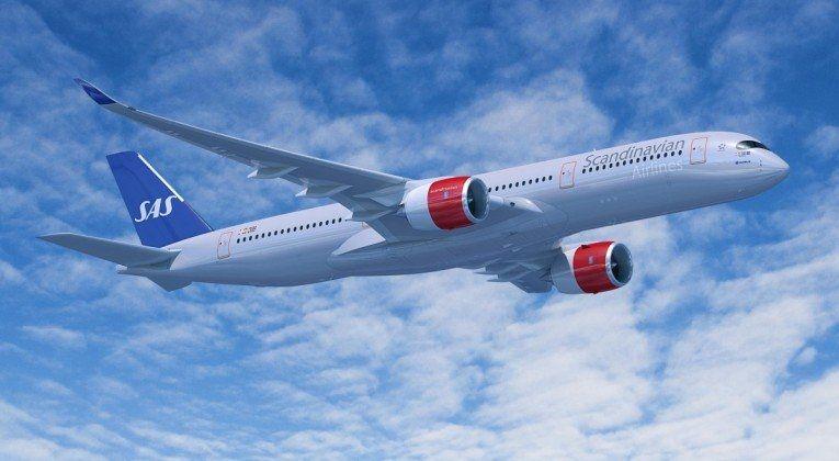 北歐航空宣布首批A350飛機及其主要特征