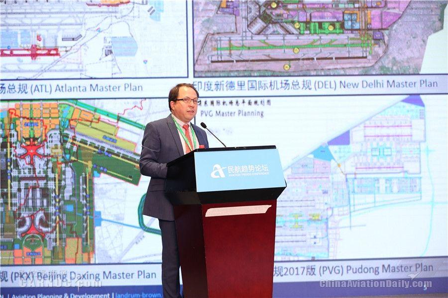 地面交通中心日益成为航站楼主楼的延伸