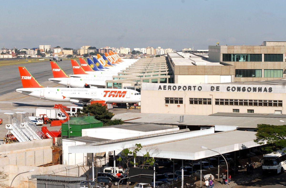 民航早报:圣保罗机场或将用新规则分配航班时刻
