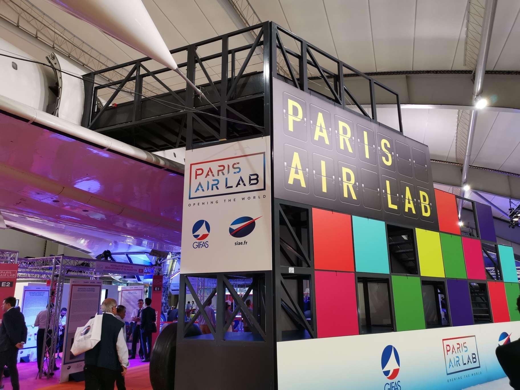 重塑天空:2019巴黎航展创新实验室深度报道