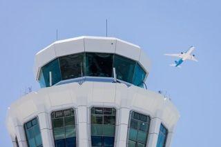 北京大兴国际机场西塔台竣工验收