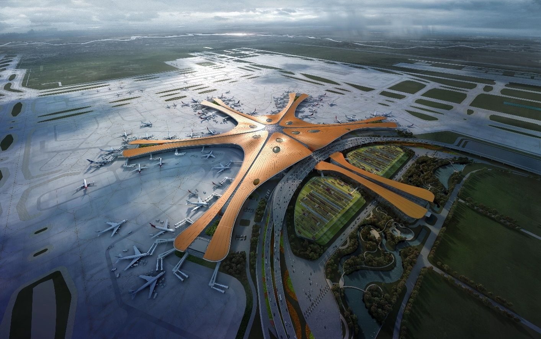 大兴机场防治无人机 首次公布净空保护区
