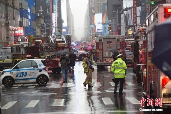 美政府公布曼哈頓直升機撞樓墜毀事故報告