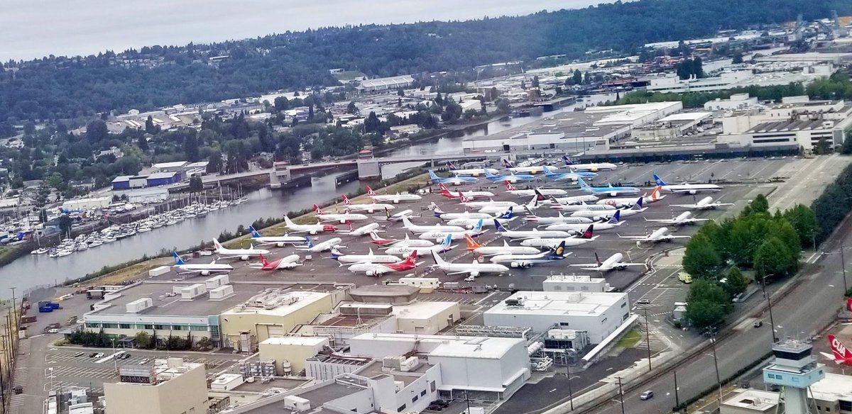 737MAX曝第四个系统漏洞 复飞继续延期