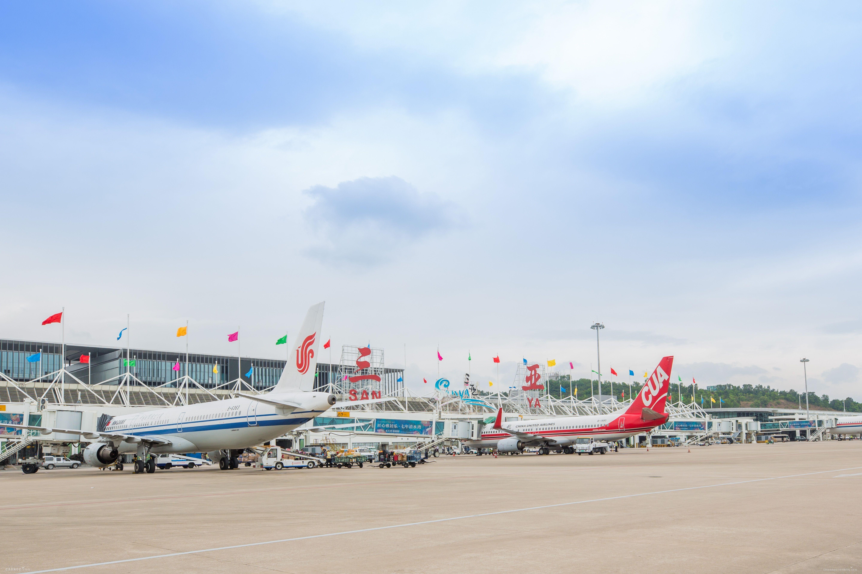 悠悠民航情 三亚凤凰机场安全通航25周年