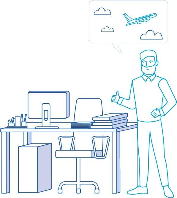 即将颠覆商务旅行的五大技术趋势