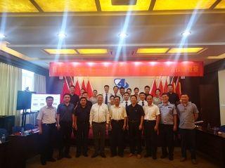 桂林航空舉辦空勤體系職業技能競賽