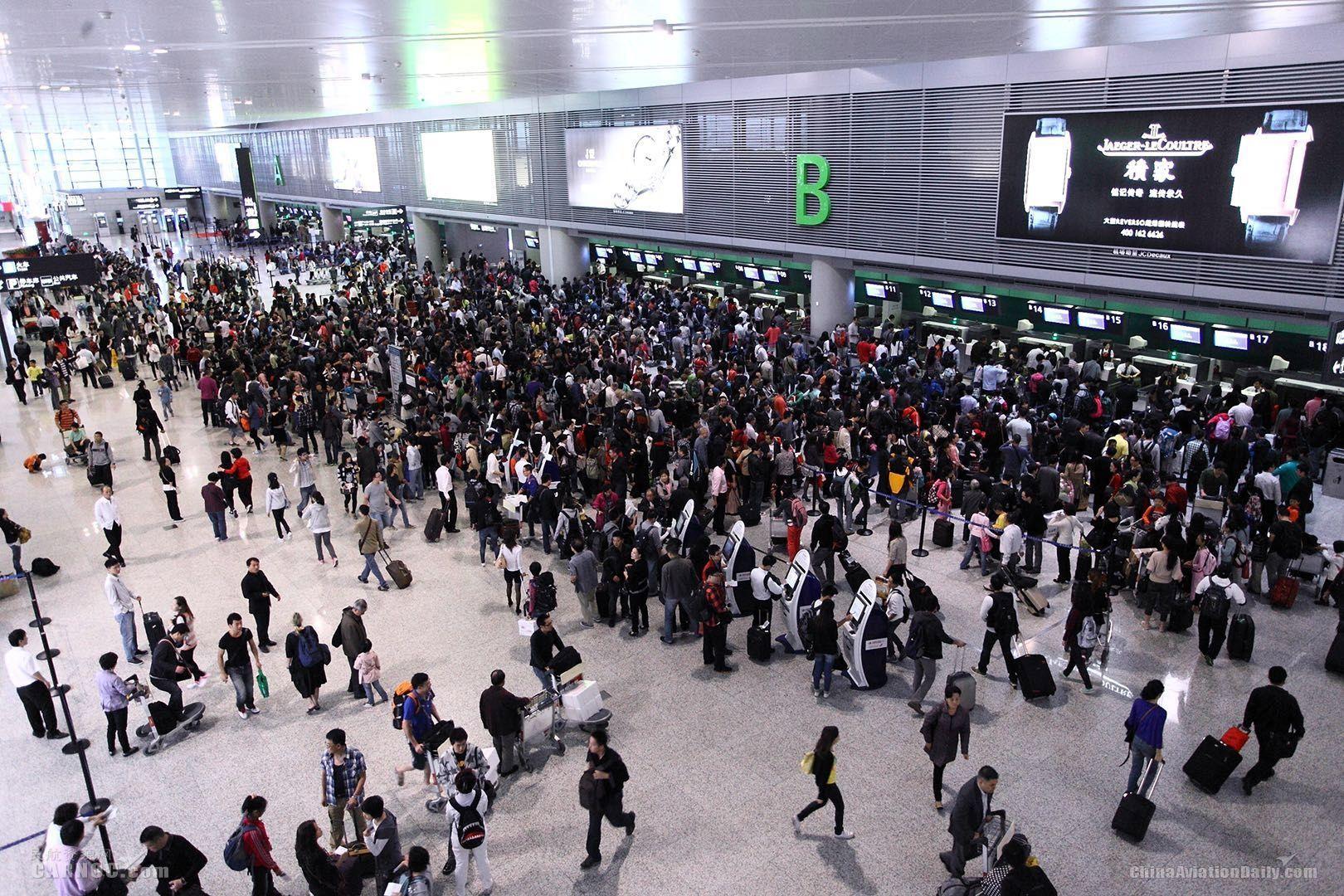 东航执行16万余航班服务暑运 将在上海全面上线行李RFID技术