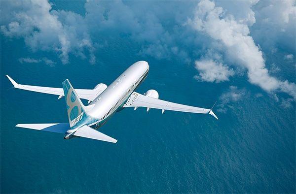 今年前8月美國波音共交付276架飛機 下降超40%