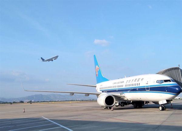 旺季到来!南航在粤东开设24个航点助力旅客出行