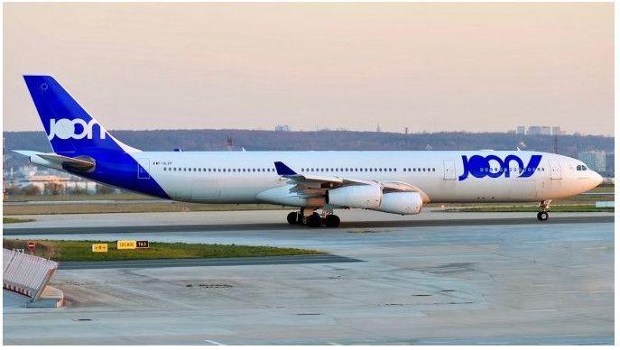 法國航空旗下子品牌Joon結束運營