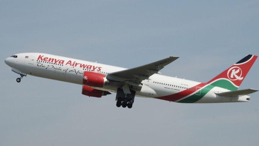 肯尼亚飞往伦敦航班上掉落1人 疑为扒飞机偷渡客