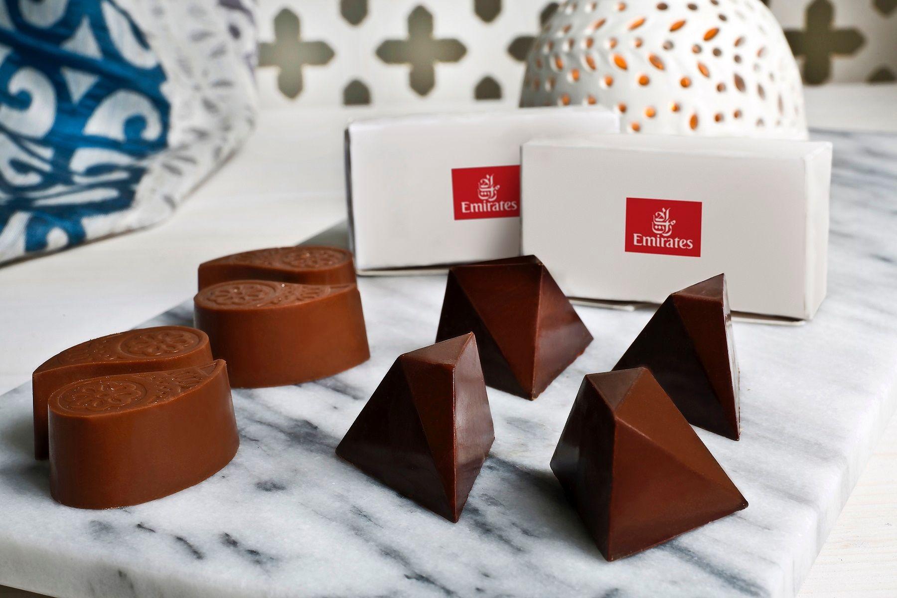 阿航每年机上供应精选巧克力食品超1100万份