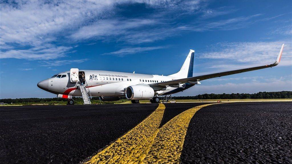 荷蘭政府新專機亮相 荷蘭國王或會親自駕駛飛機