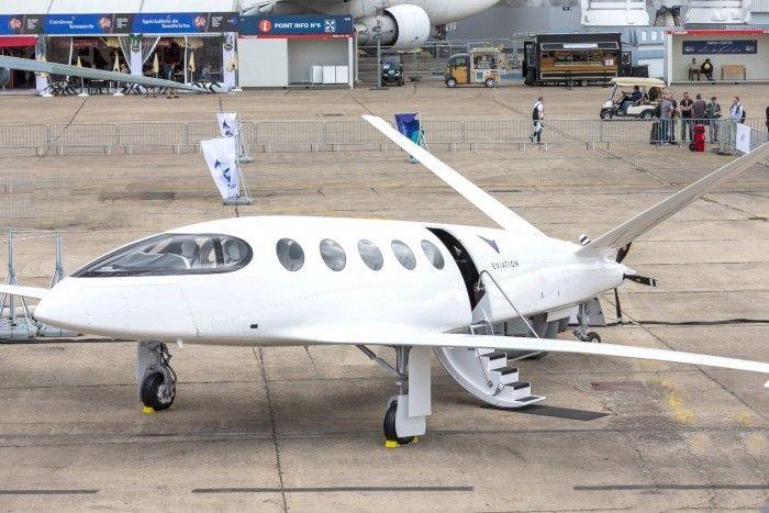 全电动飞机或在航空领域未来10年发挥重要作用