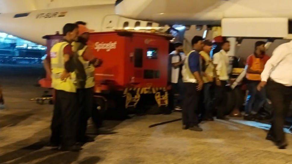 香料航空年仅23岁机务被起落架舱门夹住脖子窒息死亡