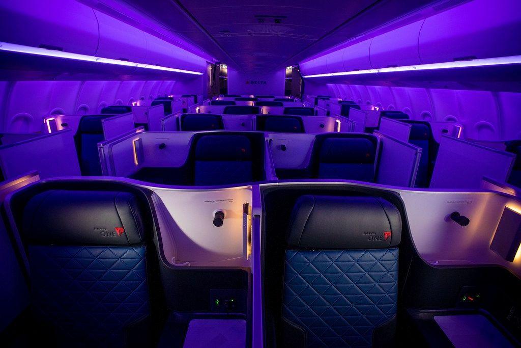 达美航空首架A330neo商业首航航线:西雅图-上海