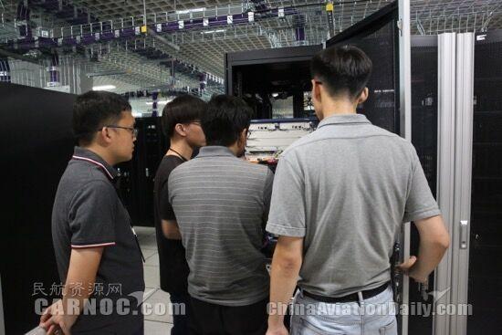 北京大兴机场终端管制中心工艺工程通过竣工验收