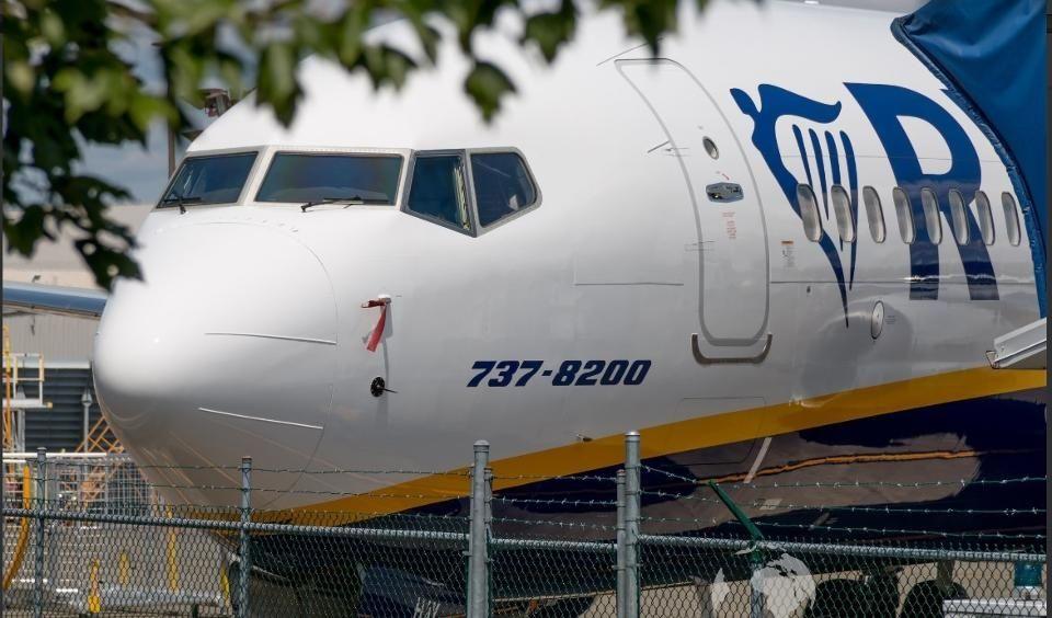 因737MAX推迟交付 瑞安航空拟关闭部分基地