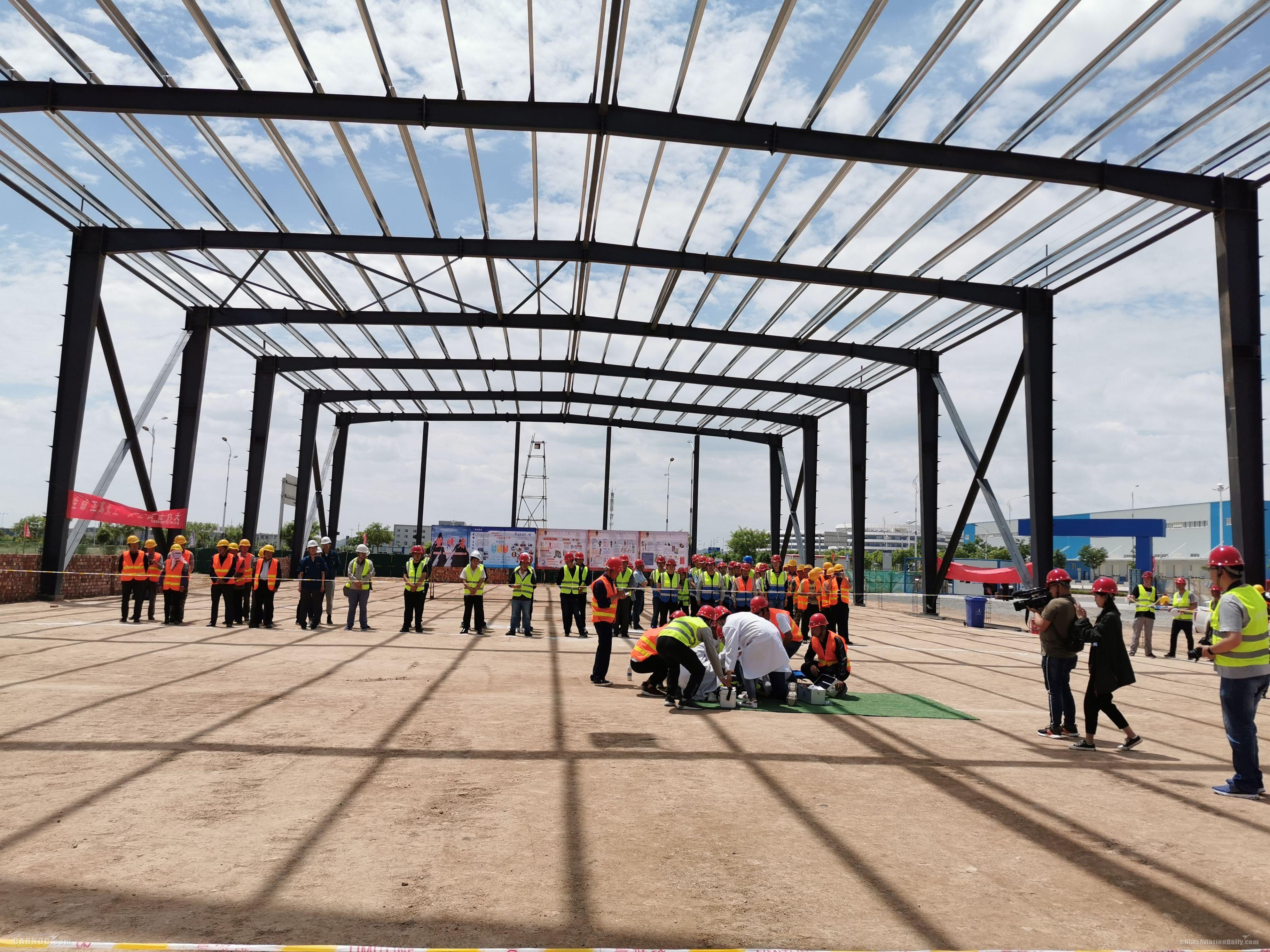 软实力的硬效应:甘肃省民航建设指挥部党建纪实