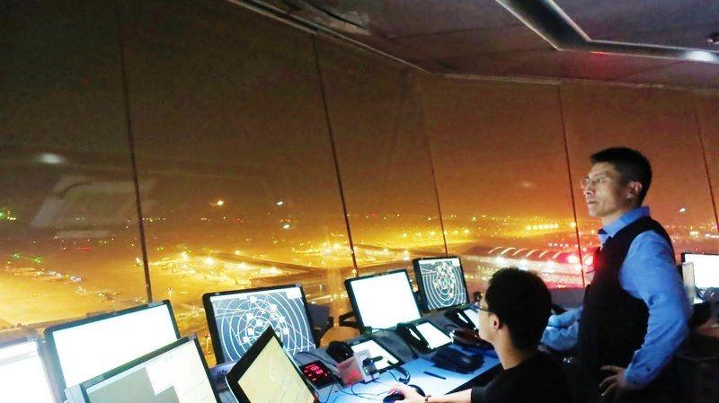 西北空管局空管中心为大兴机场投运保驾护航