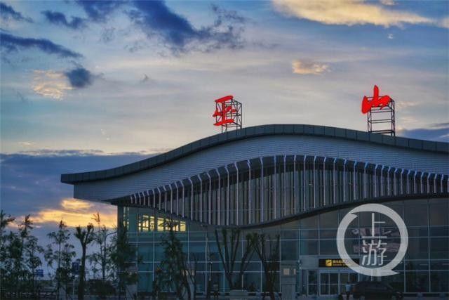巫山机场揭开神秘面纱 通航之日指日可待