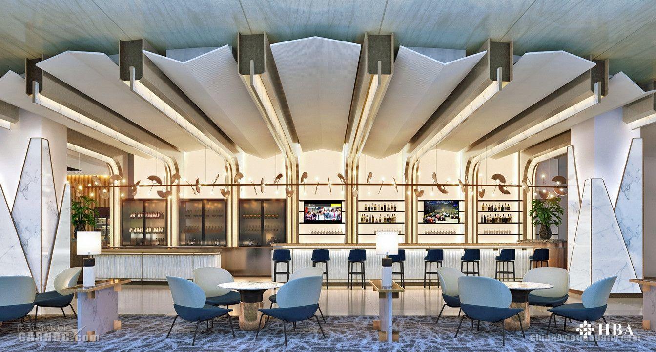 新加坡航空将升级樟宜机场T3航站楼贵宾休息室