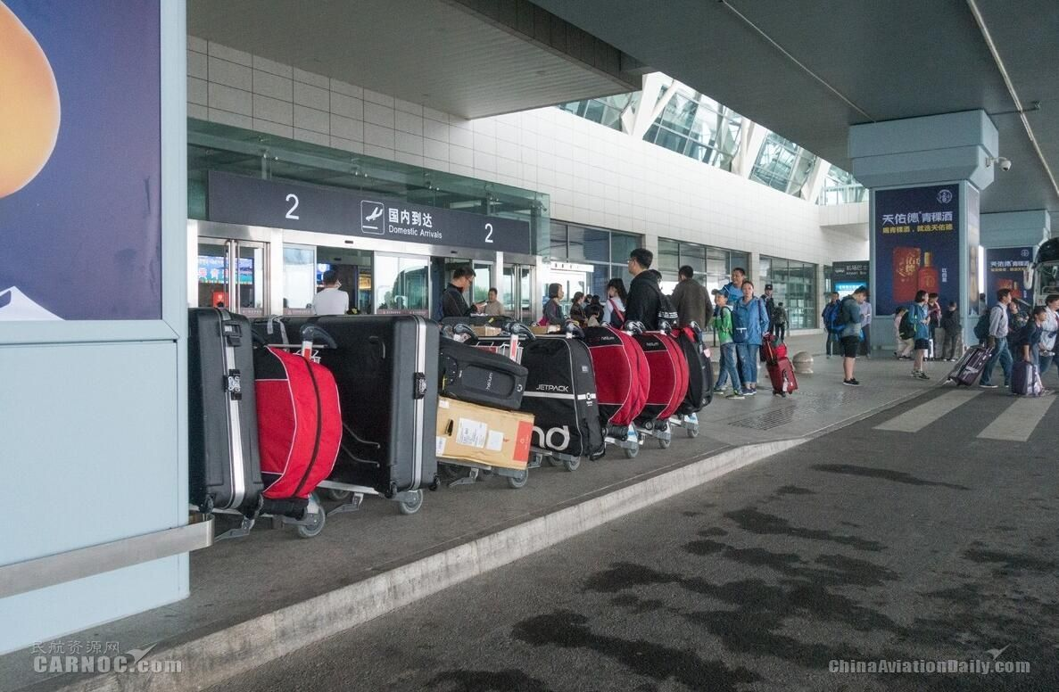 青海民航旅客增幅连年突破百万人次