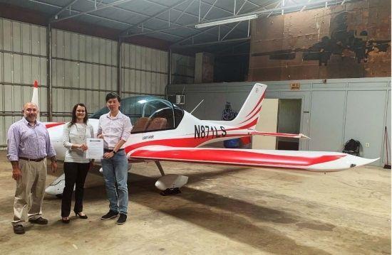 首款国产复材飞机山河SA60L获颁美国FAA适航证