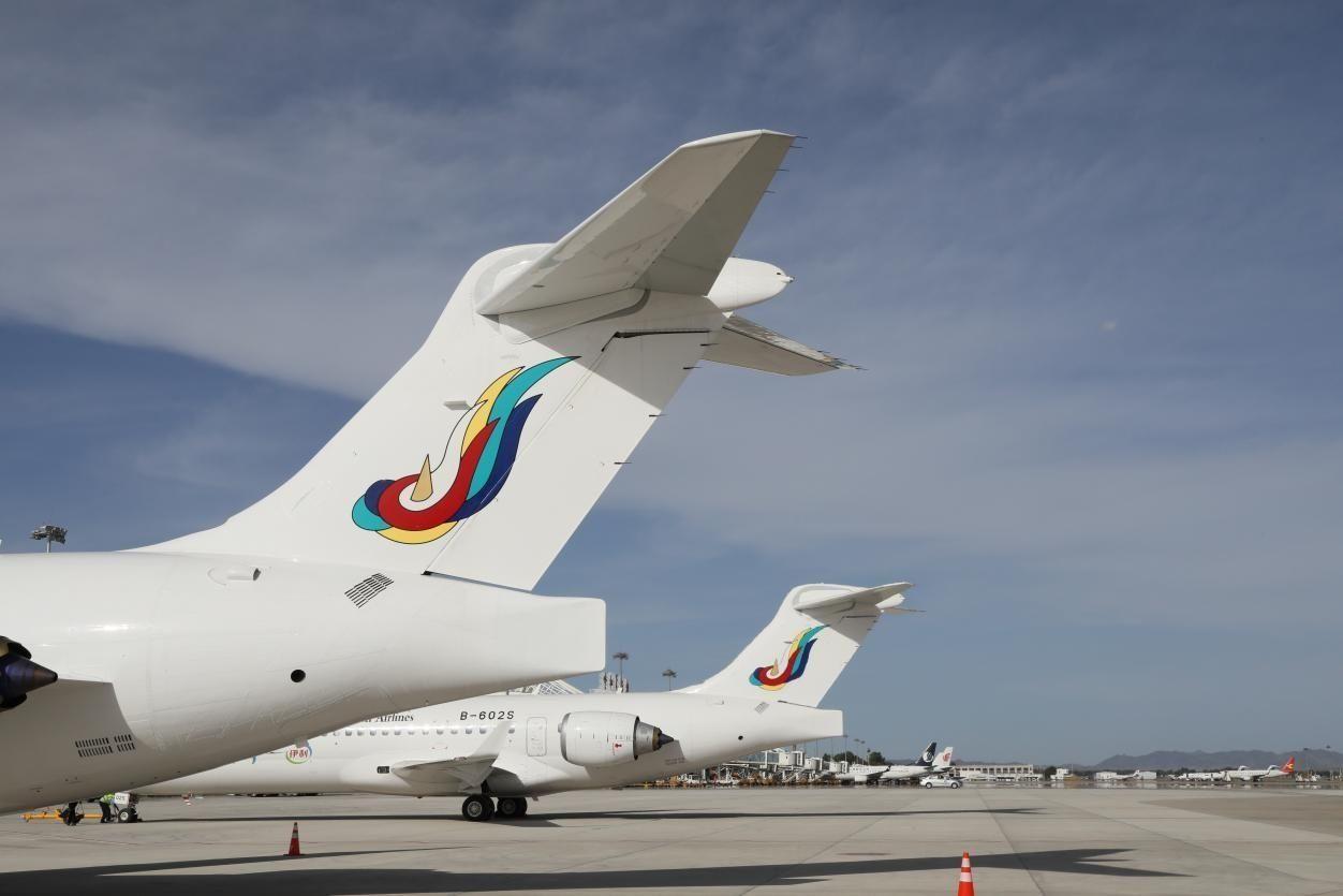 图片 天骄航空将于7月26日首航呼