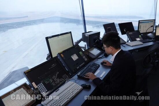 华北空管局圆满完成大兴机场首次综合演练