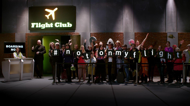 "EASA发起""notonmyflight""运动,旨在减少空怒问题"