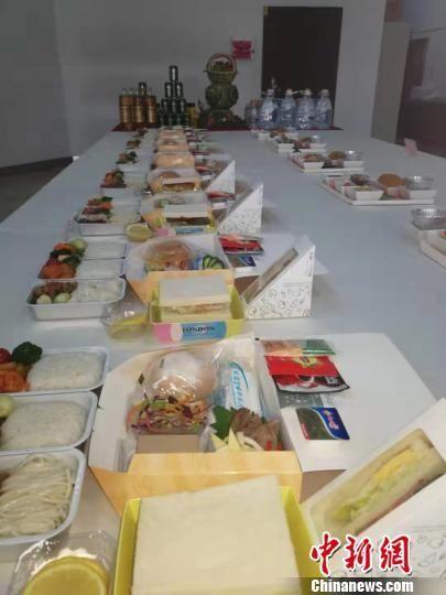 32种中国北方特色俄式菜品登上俄航班头等舱