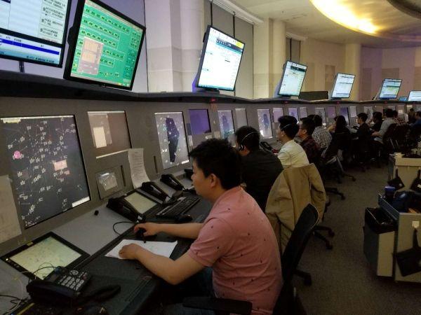 提升意识保安全  西北空管优化指挥战暑运