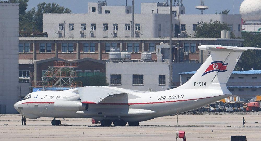 朝鲜增飞中国航班