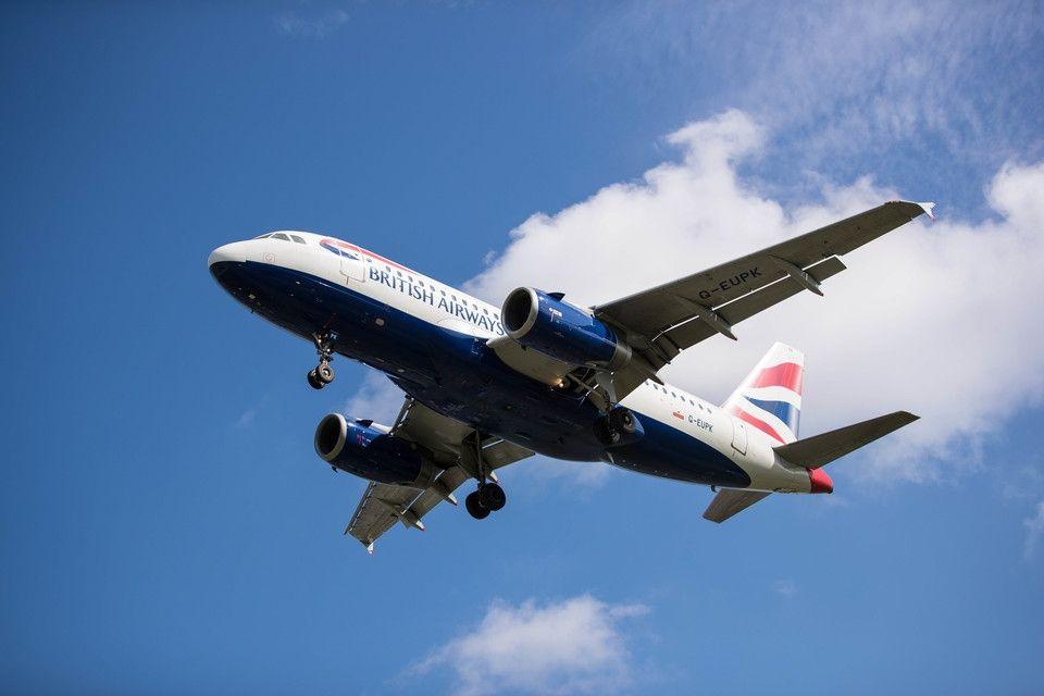 英航取消未来一周飞往埃及开罗的航班
