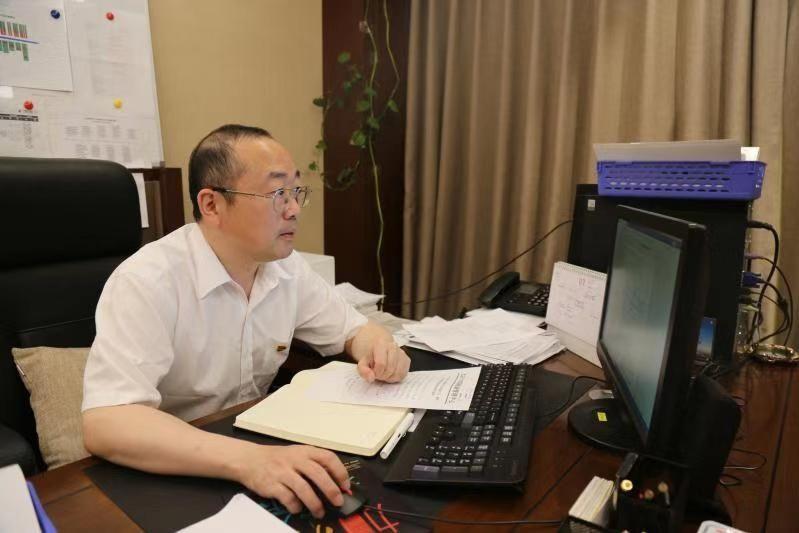 东航大兴机场建设运营指挥部孙伟:信仰镌刻使命