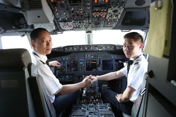 广州新副驾在新疆飞过首个旺季